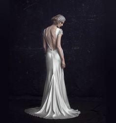 Johanna Johnson Bridal Dress The Mae - Back