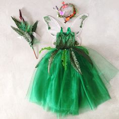 Forest Fairy Costume-2016 by Laura Lee Burch