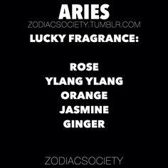 Aries♈_ Zodiac Traits Personality || Lucky Fragrances || Zodiacsociety