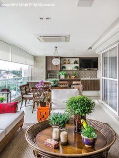 home decor art Balcony Bar, Balcony Design, Outdoor Spaces, Outdoor Living, Outdoor Decor, Contemporary Apartment, Interiores Design, Small Spaces, Interior Decorating