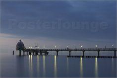 Michaela Rau - Neue Seebrücke an der Ostsee
