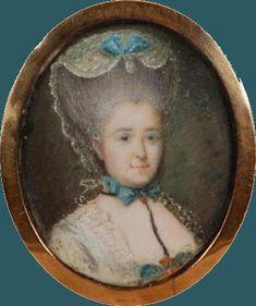 Dame Cécile Marguerite Séraphine de Guinot de Monconseil, Dame d'Ambleville, Comtesse de La Tour du Pin de Gouvernet, Marquise de La Roche-Chalais et de Cénevières.