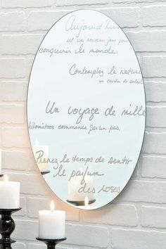 Belle Wall Mirror
