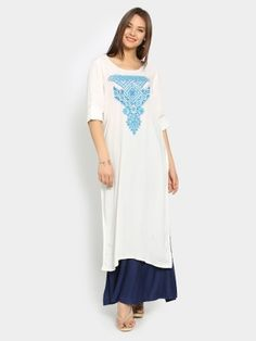 Ladies Kurtis. Buy designer kurtis for ladies online in India | abof.com