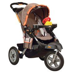 Baby Trend Range Travel System Folding Jogging Stroller ...