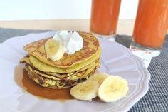» Banana pancakes Ricette di Misya - Ricetta Banana pancakes di Misya