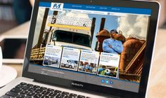 "#SchifinoLee helps P&S Transportation ""Deliver Great"" with new #branding and #website."