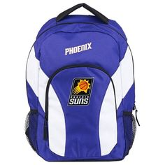 Phoenix Suns NBA Draft Day Backpack.  Visit SportsFansPlus.com for a Discount Coupon.