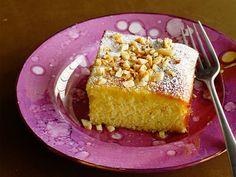 Marmalade Cake: This ultra-moist cake is spiked with double orange flavor — the batter is made with orange marmalade and the warm cake is drizzled with orange syrup.