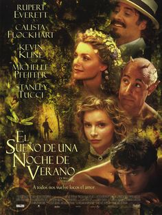 1999 / El sueño de una noche de verano, de William Shakespeare - A Midsummer Night's Dream