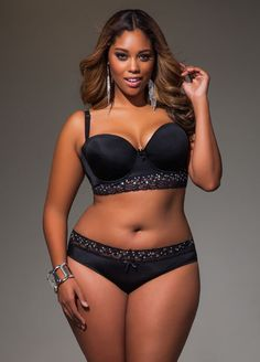 On pinterest plus size lingerie plus size and ashley stewart