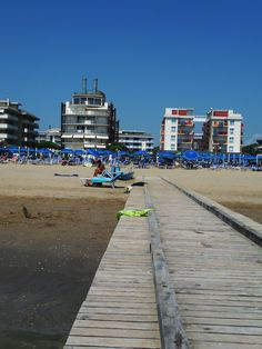 Jesolo, Italy : in daylight