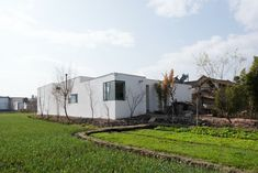Image 21 of 26 from gallery of Zhu'an Residence / Zhaoyang Architects. Photograph by Hao Chen