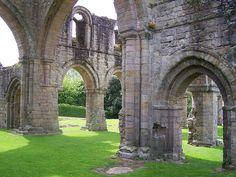 Buildwas Abbey by bigdaddymerk, via Flickr