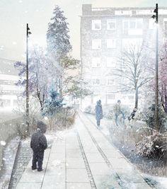Sla :: Bryggervangen og Skt. Kjelds Plads