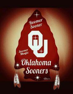 Pin on Oklahoma Sooners