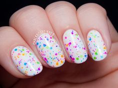 China Glaze Electric Nights for Summer 2015 Swatch and Review - China Glaze - Point Me To The Party
