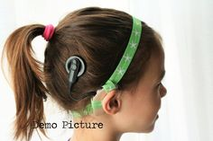 Brun avec feuille dor à pois bilatéraux par HeadbandsForSophia