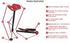 The MOBO is a one of a kind core building chair that's unbelievably mobile.  Take a look at all the amazing features, and check it out at www.dailygrindhealth.com where it sells for only 150!