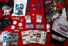 Quand tu rentres de L'#E3 bah ça donne ça ... ^^ @playstationfr @theimsagency #LosAngeles #Goodies @conventioncenterLA #Hollywood #MorpheusProject #Sony #USA #Event #June2015