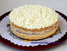 Vanilla Cake, Tiramisu, Cheesecake, Brunch, Food And Drink, Cooking Recipes, Dinner, Ethnic Recipes, Diet
