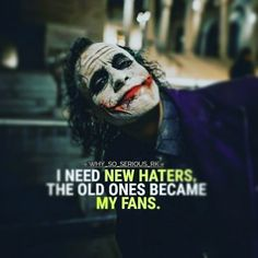 Joker Quotes memes Collection quotes memes jokes - Marvel Fan Arts and Memes Heath Ledger Joker Quotes, Best Joker Quotes, Joker Heath, Badass Quotes, Best Quotes, Joker Qoutes, Best Attitude Quotes, Batman Quotes, Epic Quotes