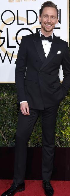 Tom Hiddleston attends the 74th Annual Golden Globe Awards at The Beverly Hilton Hotel on January 8, 2017 in Beverly Hills, California. Source: Torrilla. Full size image: http://ww4.sinaimg.cn/large/6e14d388ly1fbk4gmtafvj21sf2m07wm.jpg
