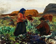 File:Wyczółkowski Beetroot digging II.jpg 	 Leon Wyczółkowski (1852–1936) Link back to Creator infobox template wikidata:Q943537 Title	Beetroot digging II. Date	1911 Medium	oil on canvas Dimensions	64 × 78.5 cm (25.2 × 30.9 in) Current location	 National Museum in Warsaw (MNW) Link back to Institution infobox template wikidata:Q153306
