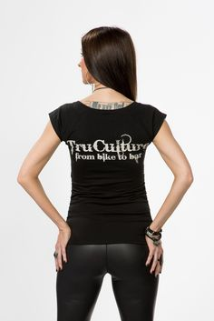 a3f2f7a8714 Buy TruCulture Always On The Road Bling Tee