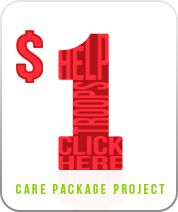 Help support our Marine troops - donate for care packages to be sent to Afghanistan