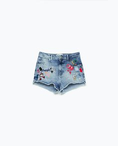 ZARA - SALE - GRAPHICS SHORTS
