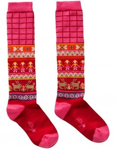 OILILY Children's Wear - Fall Winter 2014 - Knee socks Mousy