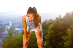 Ways to Survive Running in the Heat: Leave the Sweat on Your Face