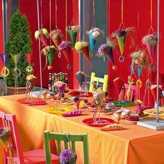 BLOOM's-Fachbuch Tischschmuck: Tischdeko-Ideen für Kinderfeste