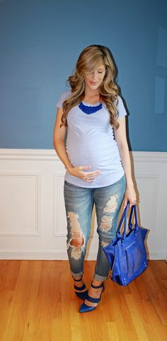 Outfitted411: Dress The Bump