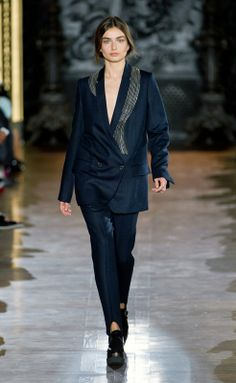 Stella McCartney - Fall/Winter 2014-2015 Paris Fashion Week