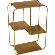 Wall rack - brass Retro Vintage, Vintage Items, Simple Designs, Cool Designs, Wall Racks, Brass Material, Bar Chairs, Messing, Magazine Rack