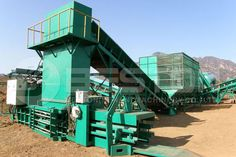 garbage sorting machine can effectively sorts all kinds of waste to different types. The waste can be reused as energy, which turns the waste to treasure. Therefore, the sorting machine plays an significant role in building a friendly environment. Recycling Business, Waste To Energy, Recycling Machines, Industrial Waste, Hazardous Waste, Solid Waste, Plant Projects, Waste Disposal, Plant Sale