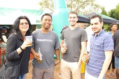 The Kampala Beer Festival 2014 proudly sponsored by Creative Mode