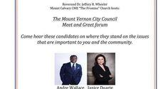 MV City Council Debate: Two Candidates AWOL!