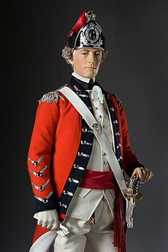 General John Burgoyne (1722-1792) was the British army officer best known as the officer that surrendered his army to American troops in the American war of Independence. (Outlander)
