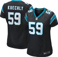 1d173854e Nike Women s Home Game Jersey Carolina Panthers Luke Kuechly  59