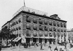Murcia, Hotel victoria