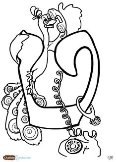 lamed coloring page challah crumbs additional letter color and holiday pages available. Black Bedroom Furniture Sets. Home Design Ideas