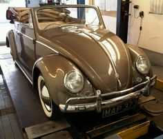Classic and historic cars to become exempt from the UK MOT test!