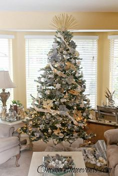 How to turn your home and Garden into a Winter Wonderland at One More Time Events.com