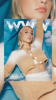 Campaign Fashion, Emma Chamberlain, Fashion Forecasting, Social Media Stars, Badass Women, Fashion Poses, Black Girl Fashion, Casual Summer Outfits, Retro Outfits