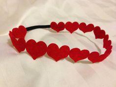 DIY Valentine's Day Headband