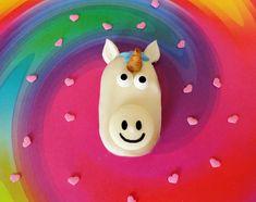Cute Food Tutorial: Summery Cupcakes and Cookie Unicorns