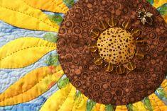 sunflower quilts | Sunflower Quilt